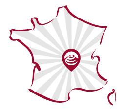 Retrouvez tous nos produits partout en France