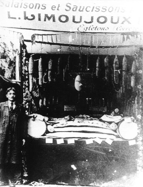 Histoire - Limoujoux Auvergne Viandes et Salaisons