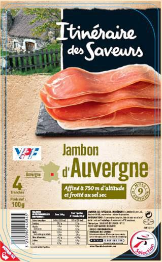 Jambon d'Auvergne - Salaisons du Lignon